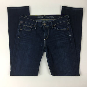 Citizens of Humanity Size 27 Ava Low Rise Straight